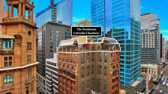 The Penthouse - Culwulla Chambers, 67 Castlereagh Street Sydney NSW 2000 - Image 1