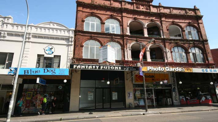Leased Retail Property At 309 King Street Newtown