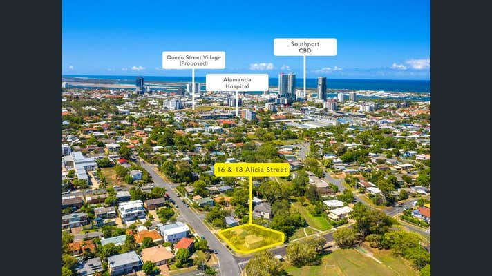 16 & 18 Alicia Street Southport QLD 4215 - Image 1