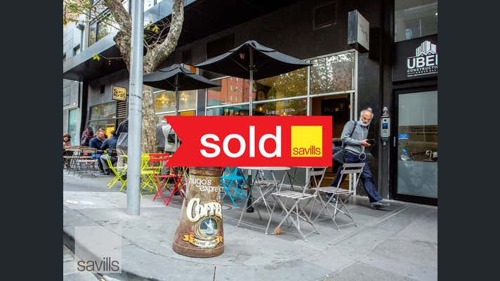Shop 3, 601 Little Collins Street Melbourne VIC 3000 - Image 1