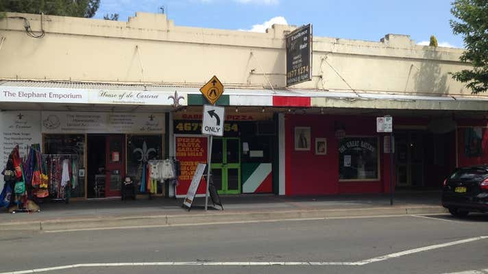 Leased Shop & Retail Property At 3/165 Argyle Street