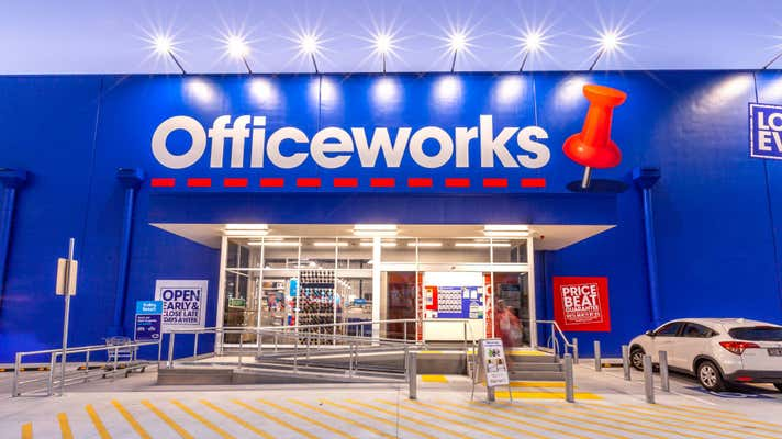 Officeworks Windsor, 157-159 Newmarket Road Windsor QLD 4030 - Image 1