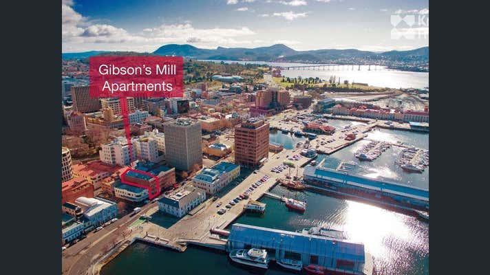 Gibsons Mill Apartments, 17 Morrison Street Hobart TAS 7000 - Image 1