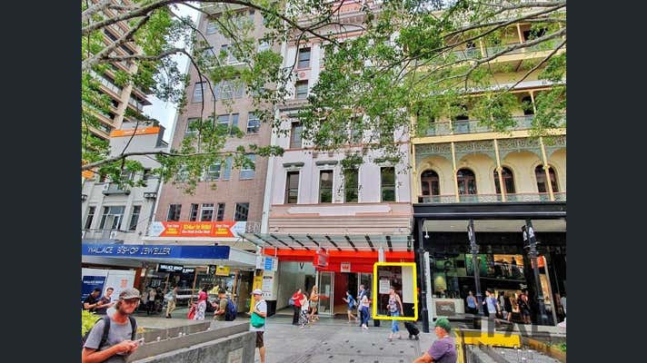 Shop, 115 Queen Street Brisbane City QLD 4000 - Image 1