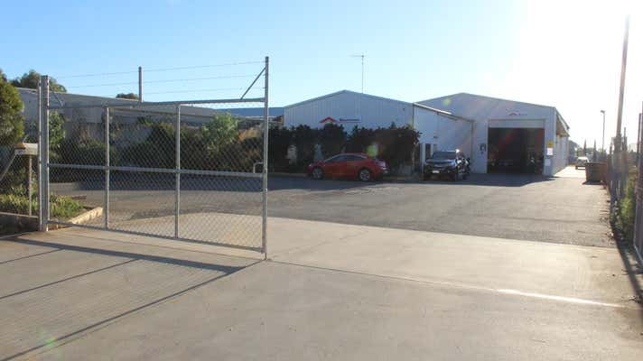 Leased Industrial Warehouse Property At 37 Samuel Street