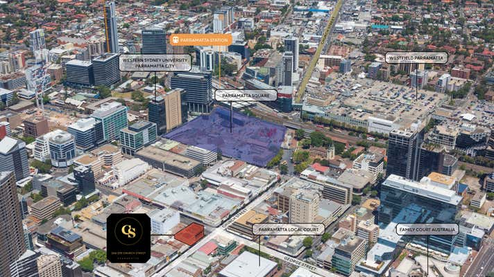 264-270 Church Street Parramatta NSW 2150 - Image 1