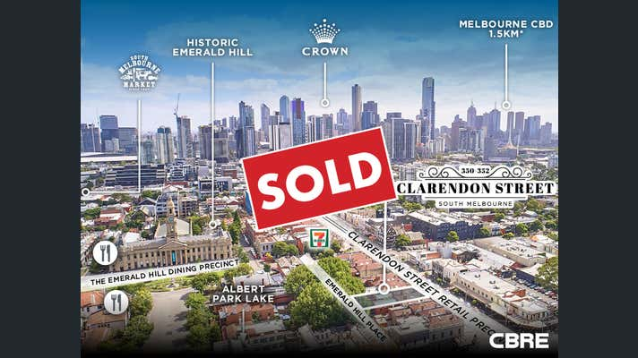 350-352 Clarendon Street South Melbourne VIC 3205 - Image 2