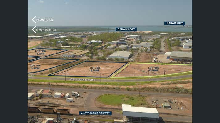 Darwin Business Park, Lot 7505 / 80 O'Sullivan Circuit East Arm NT 0822 - Image 1
