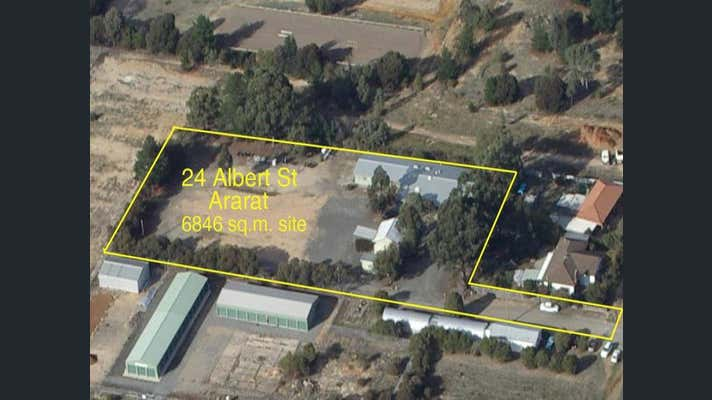 24 Albert Street Ararat VIC 3377 - Image 1