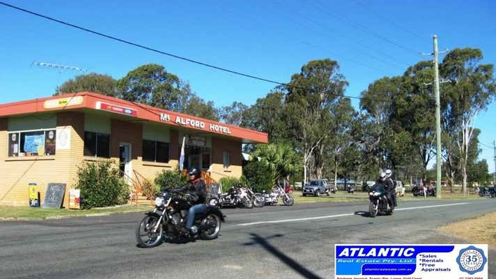 The Mount Alford Hotel , 901 Reckumpilla St Mount Alford QLD 4310 - Image 1