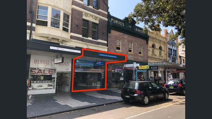 Ground  Shop 5b, 1-5 The Corso Manly NSW 2095 - Image 1