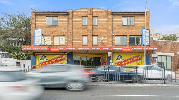 2nds World Site, 233 - 237 Military Road Cremorne NSW 2090 - Image 1