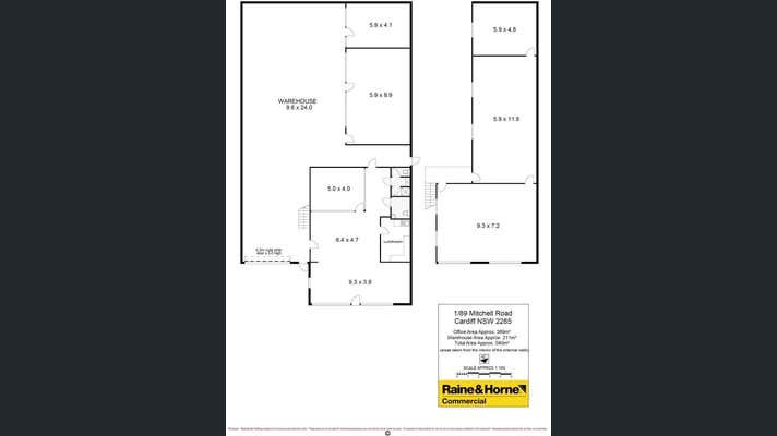 Unit 1/87-89 Mitchell Road Cardiff NSW 2285 - Image 6