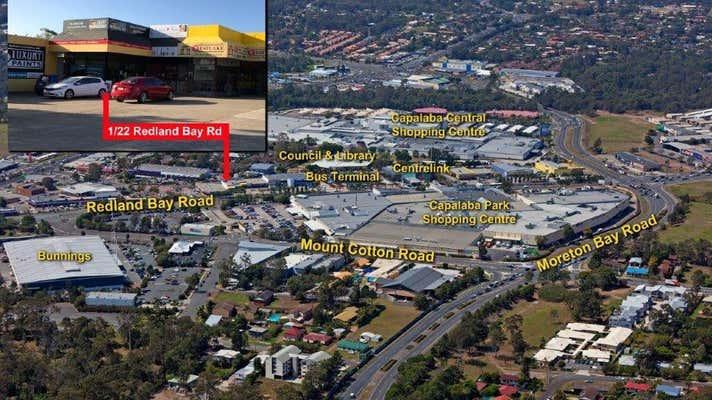 Shop 1, 22 Redland Bay Road Capalaba QLD 4157 - Image 1