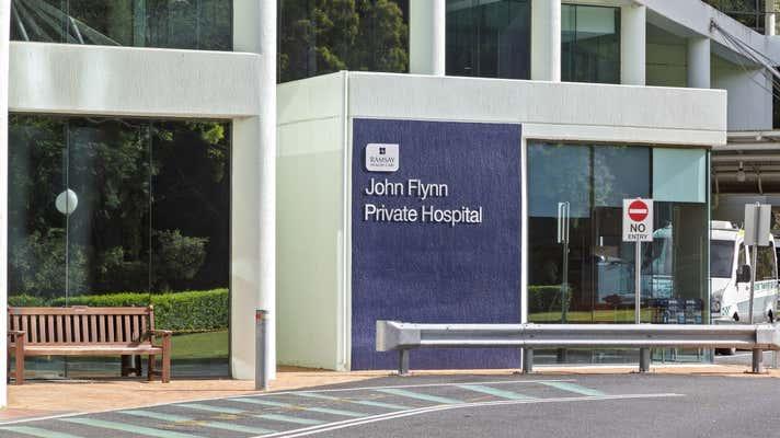 New Specialist Medical Centre John Flynn Private Hospital