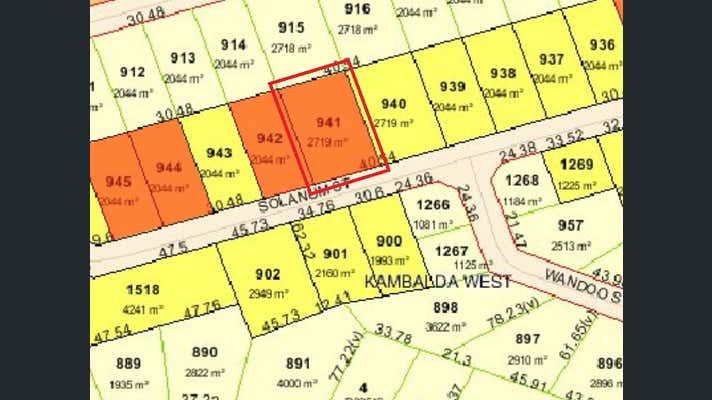 Lot 941 Solanum Street Kambalda West WA 6442 - Image 1