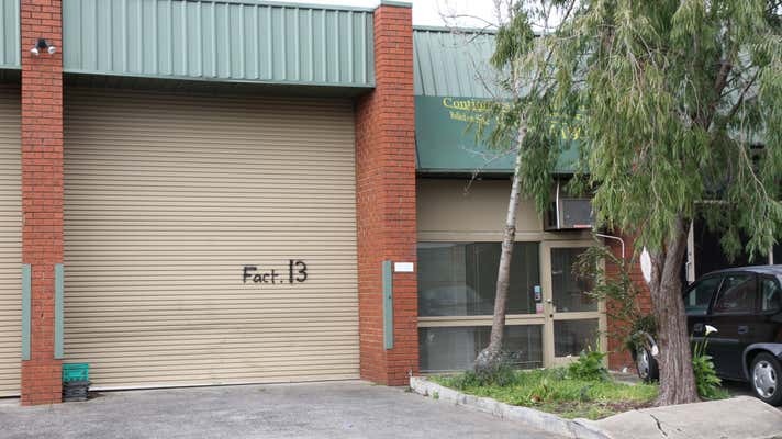1316 Macquarie Place Boronia Vic 3155 Leased Warehouse Factory