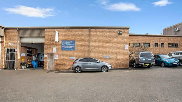 Sold Industrial Warehouse Property At 5 44 Flora Street Kirrawee