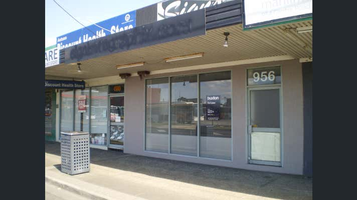 Leased Shop Amp Retail Property At 956 Centre Road Oakleigh