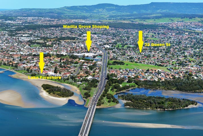Lake illawarra nsw