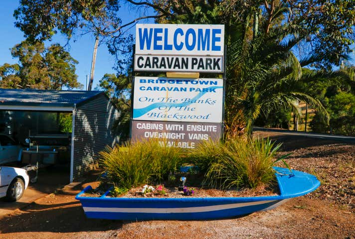 Bridgetown Caravan Park, 24431 South Western Highway Bridgetown WA 6255 - Image 1