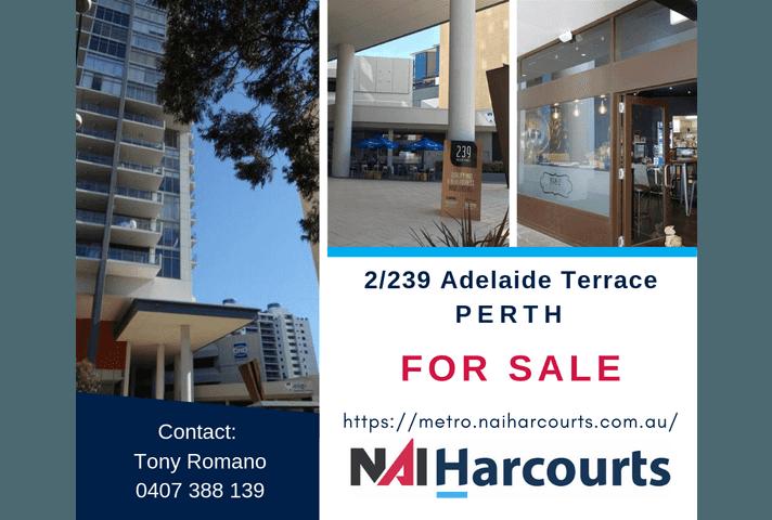 2/239 Adelaide Terrace Perth WA 6000 - Image 1