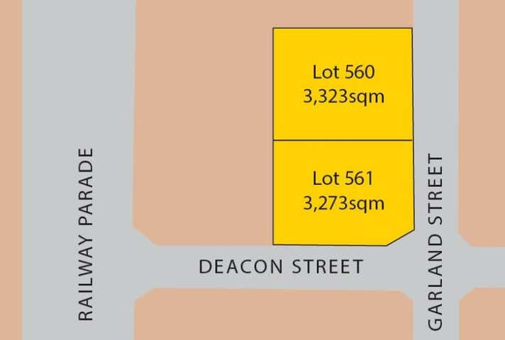 Lot 560 Garland Street Dalwallinu WA 6609 - Image 1