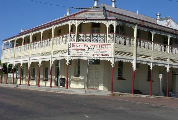 The Royal Private Hotel, 100 Mosman Street Charters Towers City QLD 4820 - Image 1