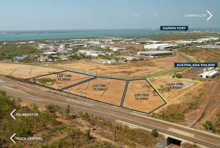 Darwin Business Park, Lot 7502 / 101 O'Sullivan Circuit East Arm NT 0822 - Image 1