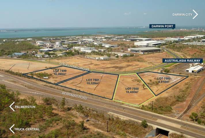 Darwin Business Park, Section 7500 / 109 O'Sullivan Circuit East Arm NT 0822 - Image 1
