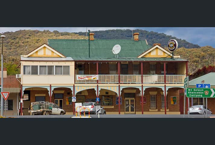The Union Hotel Tumbarumba, 6 The Parade Tumbarumba NSW 2653 - Image 1