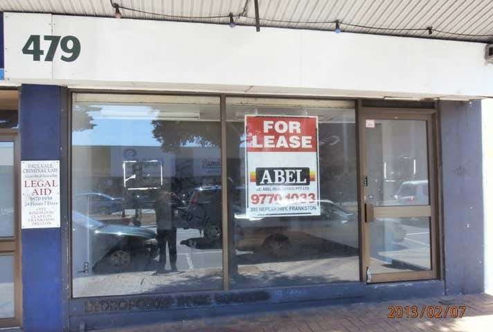 479 Nepean Highway Frankston VIC 3199 - Image 1