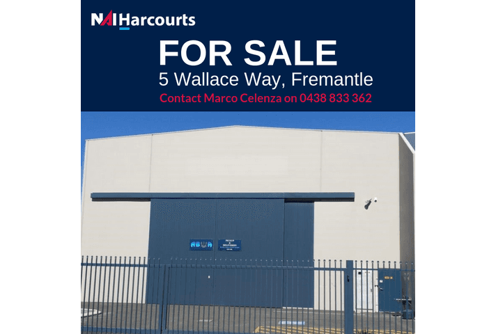 5 Wallace Way Fremantle WA 6160 - Image 1