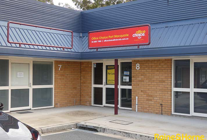 (L) Unit 8, 10 Bellbowrie Street, Bellbowrie Business Park Port Macquarie NSW 2444 - Image 1