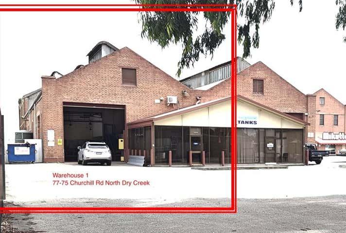 Warehouse 1, 75-77 Churchill Road North, Dry Creek, SA 5094