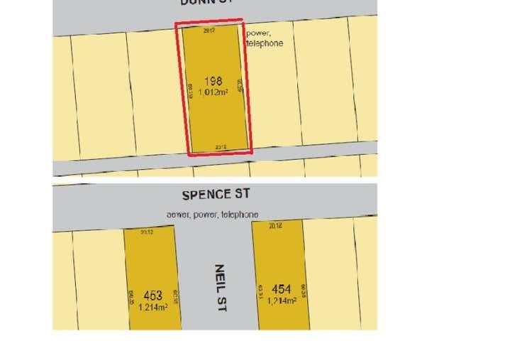 Lot 198, 8 Dunn Street Ravensthorpe WA 6346 - Image 1