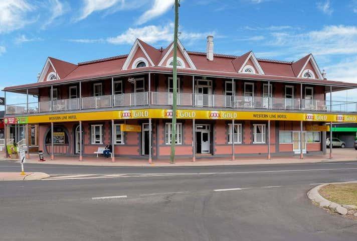 Western Line Hotel, 167 Bridge Oakey QLD 4401 - Image 1