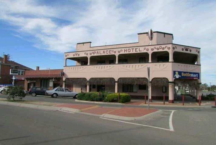 Palace Hotel, 99 Scott Street, Warracknabeal, Vic 3393