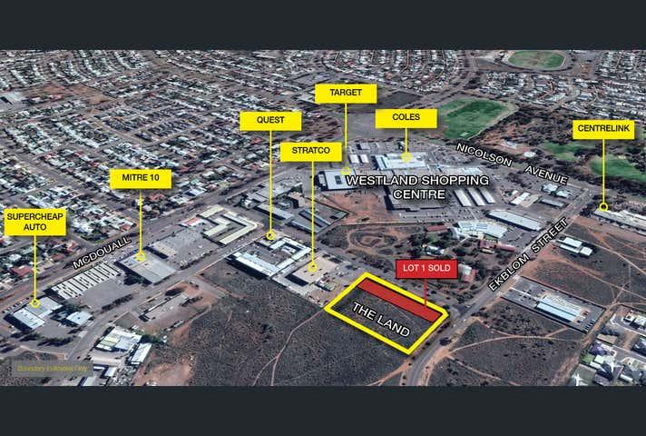 Lts 1-3 Ekblom Street, Whyalla Norrie, SA 5608