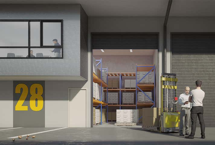 EIE Industrial Unit, 31/56 Anzac Street, Chullora, NSW 2190