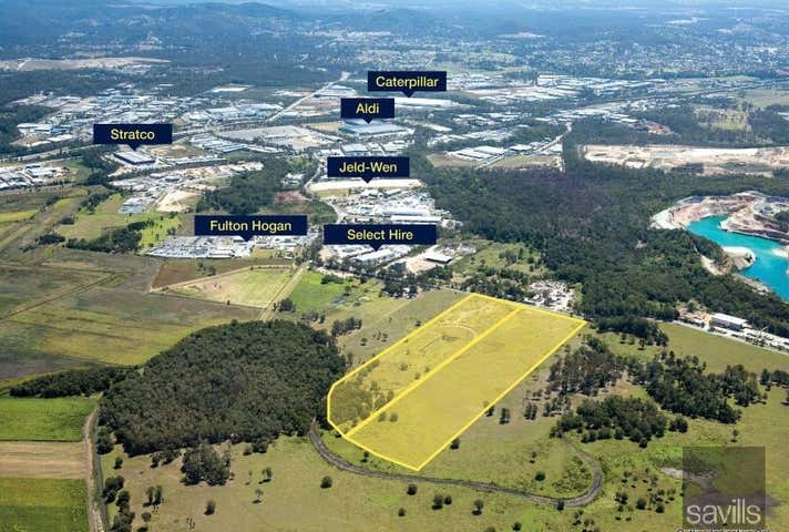 Sold Development Sites & Land in Stapylton, QLD 4207