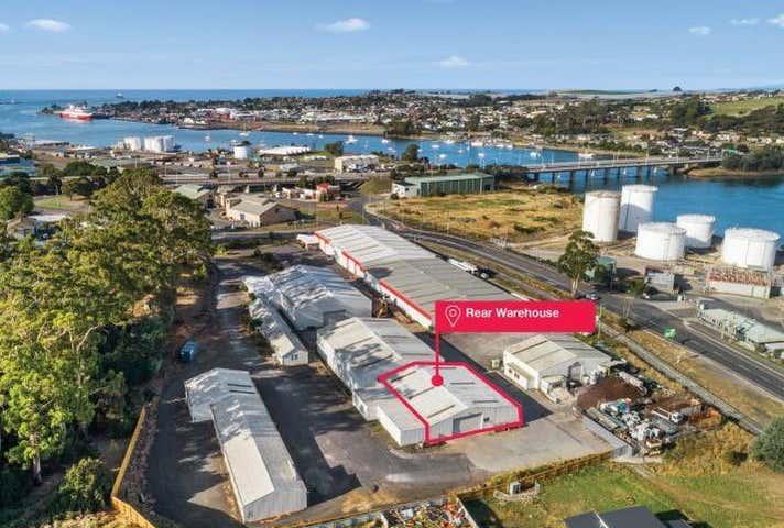 Rear Warehouse, 4 Formby Road Devonport TAS 7310 - Image 1