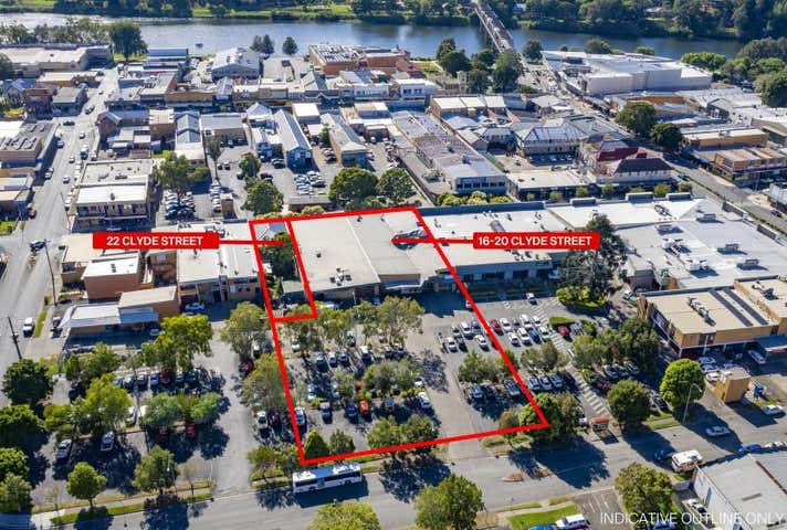 16-20 & 22 Clyde Street, Kempsey, NSW 2440