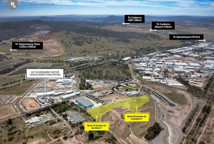 New West Industrial Park, 9 Paspaley Street Hume ACT 2620 - Image 1