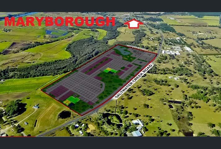 6 Hibiscus Road (Corner of Saltwater Creek Road) Maryborough QLD 4650 - Image 1