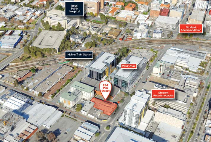 234 Pier Street, Perth, WA 6000