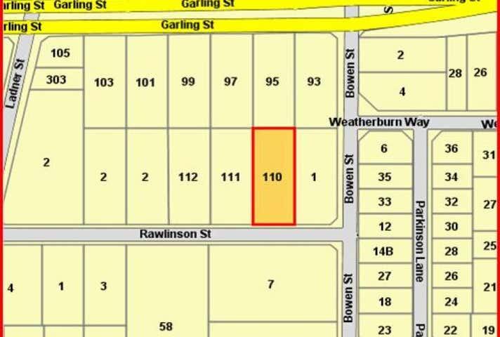 Lot 110 Rawlinson Street O'Connor WA 6163 - Image 1