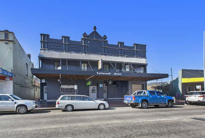 Tattersalls Hotel, 151 Main Street Lithgow NSW 2790 - Image 1