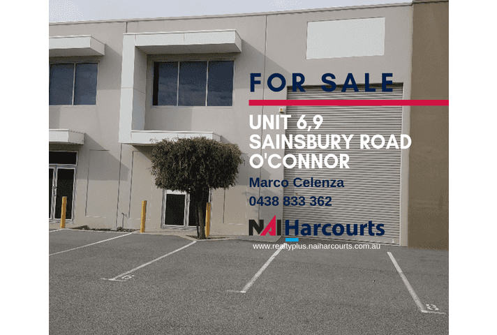 6/9 Sainsbury Road O'Connor WA 6163 - Image 1