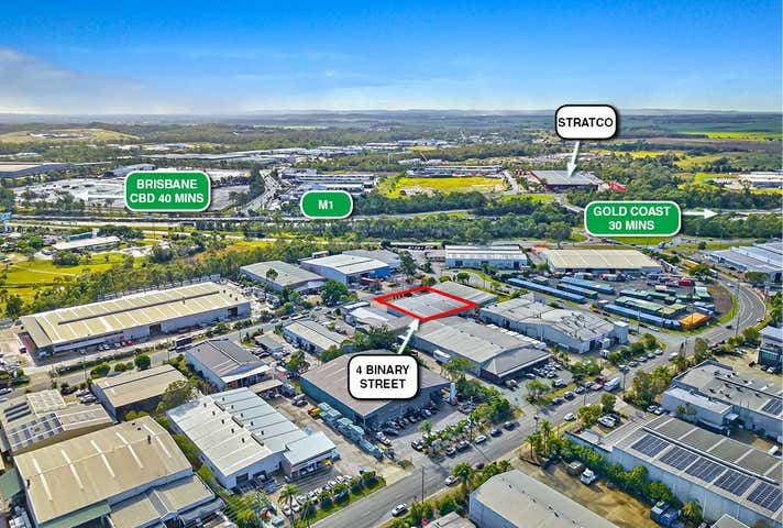 Warehouse, Factory & Industrial Property For Sale in QLD